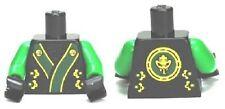 Lego Ninjago Minifigure body Torso Lloyd GREEN NINJA ZX Minifig Part