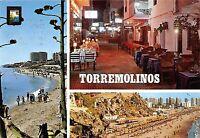 B33146 Torremolinos Costa del Sol Partial view   spain