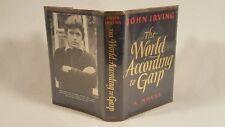 The World According to Garp by John Irving 1978 EP Dutton 1st/1st HCDJ