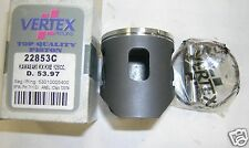 BB 22853 Pistón VERTEX para Kawasaki 125 cc diámetro 53,97 mm la 2003