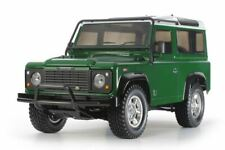 Tamiya - Land Rover Defender 90 4WD Assembly Kit, 1/10 Scale, on CC-01 Chassis