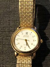 Vintage Georges Marciano Guess 1988 Gold Women's Watch Stretchy Bracelet EUC!