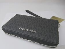 f4781a11db8a Michael Kors PVC or Leather Multifunction Phone Case Wallet Wristlet MK  Choose