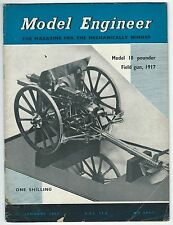 Model Engineer January 1957 Vol.116 No.2903 Percival Marshall & Co Ltd Good-