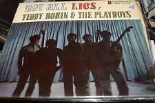 泰迪 TEDDY ROBIN AND PLAYBOYS   NOT ALL LIE  MONO HONG KONG 1968 ORIG LP  DIAMOND