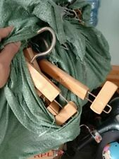 wooden clothes hangers for sale- 2 Pack