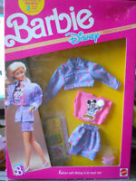 Barbie DISNEY GOOFY Fashion 1989 # 9198
