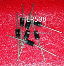 Hot  Sell   100PCS  RL207  RL2O7   2A  1000V   DO-15     Rectifier Diode