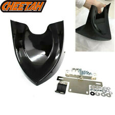 Chin Fairing Front Spoiler Mudguard For Harley Dyna Fatboy Softail Touring Glide