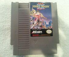 Double Dragon 2 II: The Revenge (Nintendo, NES Video Game) Fighting, DD 2