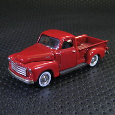1:64 Yatming 1950 GMC RED Pick-up Truck Die Cast Model Car With Box