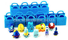 NEW Shopkins Season 1 - Set of 10 Figures with Shopping Bags - LOOSE