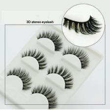 Handmade 100%25 Real Mink Luxurious Natural Thick Soft Lashes False Eyelashes