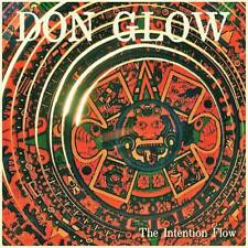 DON GLOW THE INTENTION FLOW CASBAH RECORDS VINYLE NEUF NEW VINYL