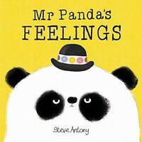 Mr Panda's Feelings Board Book by Antony, Steve, NEW Book, FREE & Fast Delivery,