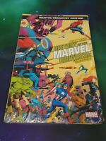 History of the Marvel Universe - Marvel Treasury Edition Softcover TPB