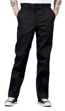 Pantaloni da uomo chino, kaki neri