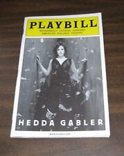 HEDDA GABLER PLAYBILL MARY-LOUISE PARKER Broadway March 2009 Weeds
