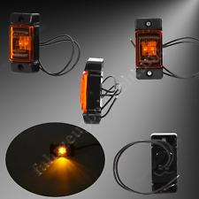LED Umrissleuchte Positionsleuchte Begrenzungsleuchte gelb F