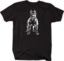 Pitbull Staffy Dog Lover American Bulldog T Shirt