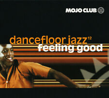 MOJO CLUB / DANCEFLOOR JAZZ 12 = Kazan/Seelos/Flames/Tell..= CD = JAZZ FUNK SOUL