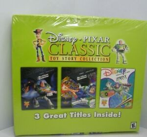 Disney Pixar Classic Toy Story 2 Collection for PC