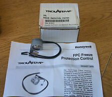 TROLATEMP FREEZE PROTECTION CONTROL TR FPC HONEYWELL AIR CONDITIONING