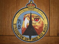 patch B-71  straighten up and fly right