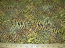 """~Bty~Richloom""""Leopard Cat Spots""""~Cotton Duck Drapery Upholstery Fabric For Less~"""