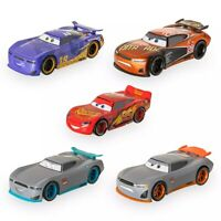 Disney Pixar Cars ''Next-Gen'' Racers Pullback Die Cast Set