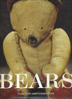 Bears--Gerard and Genevieve Picot (1988, Hardcover, Illustrated,1st Edition)