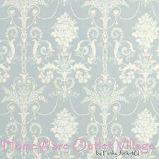 Laura Ashley Josette Seaspray Blue Wallpaper (Same Batch) * FREE DELIVERY *
