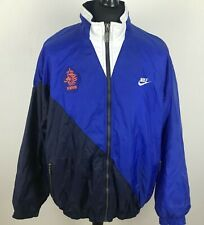 Nike Netherlands Holland Track Jacket Men's Size L KNVB Football Soccer Top Rare
