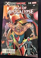 MARVEL Comics Age of Apocalypse #14 2013