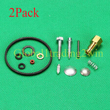 2XCarb Carburetor Repair Rebuild Kit For Tecumseh HM80 HM100 632347 632622