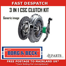 3 PIECE CSC CLUTCH KIT FOR RENAULT BORG & BECK  HKT1167