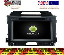 AUTORADIO DVD GPS NAVI BT ANDROID 7.1 DAB+ WIFI for KIA SPORTAGE 2010-2014 H5743