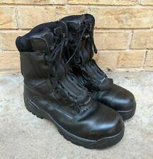 "5.11 Tactical Series MES ATAC 8"" Station Plus Boots Steel toe Men's 11 Black EUC"