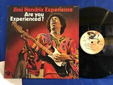 JIMI HENDRIX EXPERIENCED 0820143 BARCLAY ORIGINAL FRANCE LP EXC