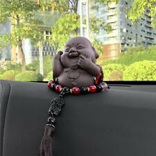 Car Ornaments Buddha Beads Auto Interior Rearview Mirror Hanging Decor D