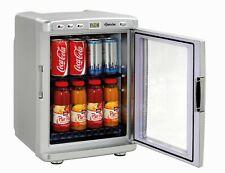 Bartscher Mini Kühlschrank Flaschenkühlschrank 230V 12V 19 Liter Grau NEU
