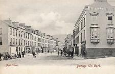 New Street Railway Hotel  Bantry Co Cork unused old pc Lawrence