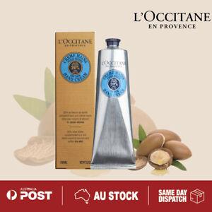 loccitane Hand Cream Shea Butter 150ml L'OCCITANE Non-Greasy Shea Butter Cream