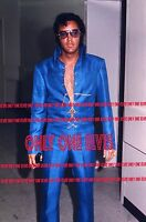 "ELVIS PRESLEY 1970 ""THE SEXY KING"" BACKSTAGE LAS VEGAS Stunning 30x45 MEGA-PHOTO"