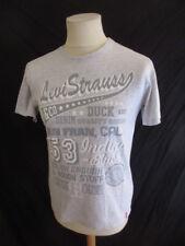 T-shirt Levi's Gris Taille 14 ans à - 51%