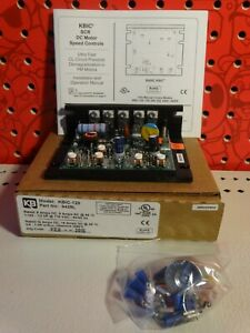 KB Electronics - P/N: KBIC-120 (9429L)  115V in 0-90 VDC Motor Speed Control NEW