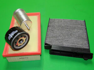 gr. Filterset Filtersatz Inspektionspaket Renault Clio III 1.4 1.6 16V Benziner