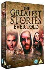 The Greatest Stories Ever Told DVD (2007)8 epic religious themed films boxset