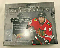 2020-21 UPPER DECK ARTIFACTS HOCKEY FACTORY SEALED HOBBY BOX