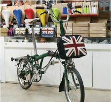 For Brompton Front bag + Carrier Block Bag Adapter Carrier Bag Bike Bicycle Bag